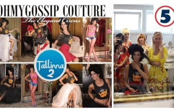 "Ohmygossip Couture is partnering the popular Finnish TV program ""Tallinna2""! Check out the corresponding videos!"