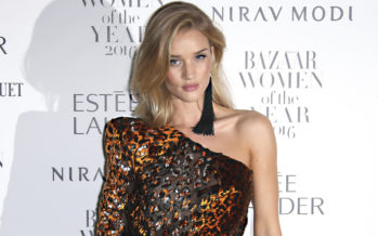 Rosie Huntington Whiteley's can't live without three garments