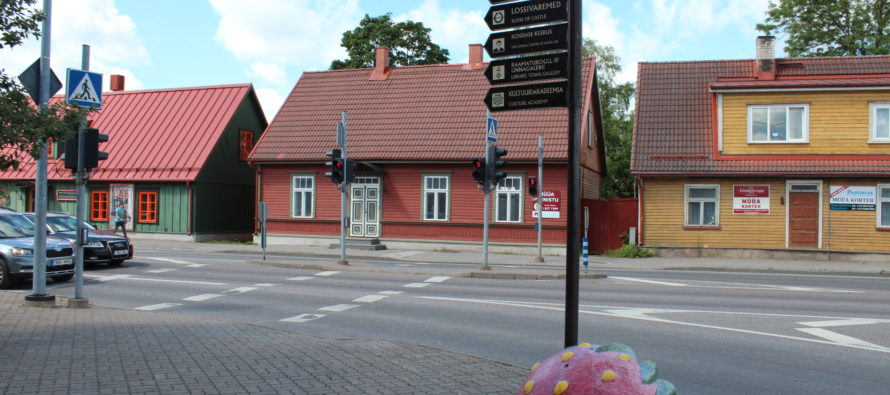 Helena-Reet: Vacation (vol1) – on my way to Viljandi (Estonia)