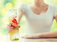 Problems with overweight? Read how drinking water can help you lose weight!